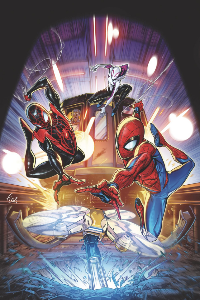 Marvel Action: Spider-Man #2 (Ossio Cover)