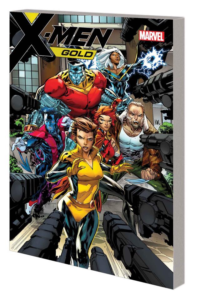 X-Men: Gold Vol. 2: Evil Empires