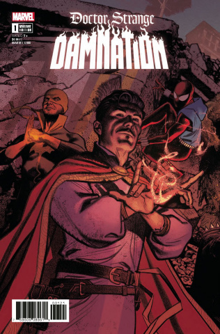 Doctor Strange: Damnation #1 (Connecting Cover)