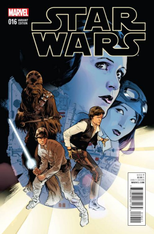 Star Wars #16 (Immonen Cover)