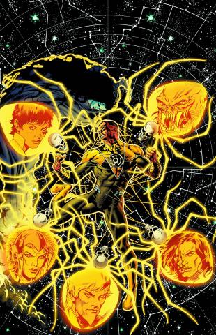 Sinestro Annual #1