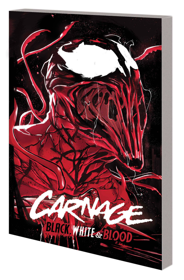 Carnage: Black, White, and Blood (Treasury Edition)