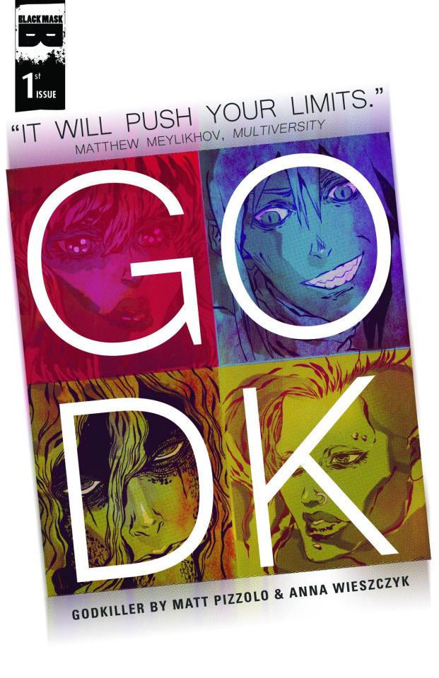 Godkiller: Walk Among Us #1 (2nd Printing)