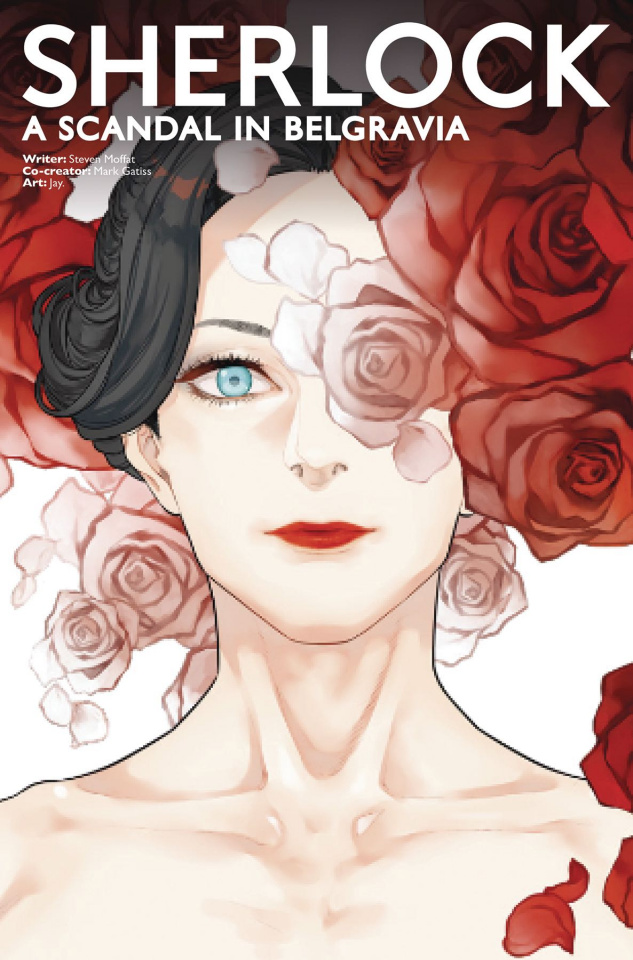 Sherlock: A Scandal in Belgravia #2 (Jay Cover)
