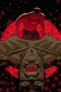 Bloodshot: Reborn #4 (Johnson Cover)