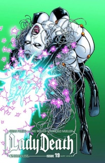 Lady Death #19 (Sultry Cover)
