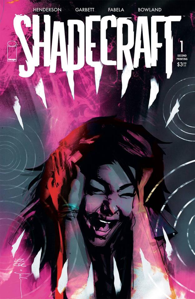 Shadecraft #1 (2nd Printing)