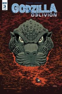 Godzilla: Oblivion #4