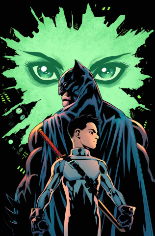 Robin: Son of Batman #8