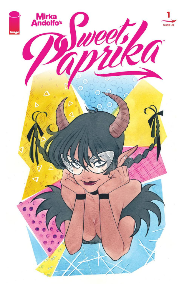 Sweet Paprika #1 (Momoko Cover)