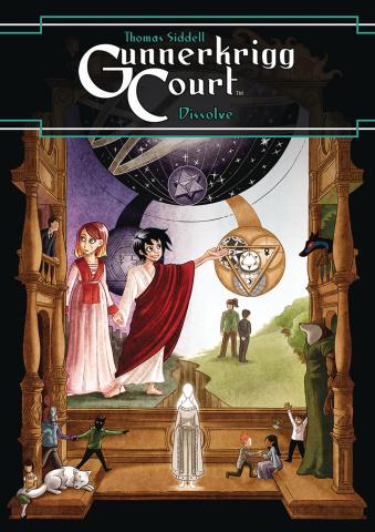 Gunnerkrigg Court Vol. 6