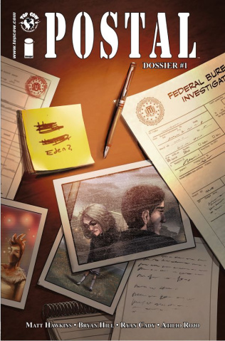 Postal: The F.B.I. Dossier #1 (Sejic Cover)