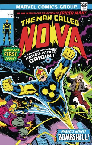 Annihilation: Nova #1 (True Believers)