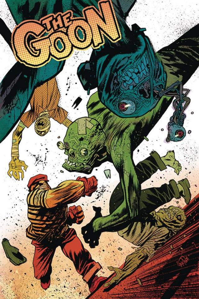 The Goon #3 (James Harren Cardstock Cover)
