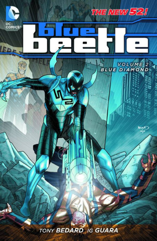 Blue Beetle Vol. 2: Blue Diamond