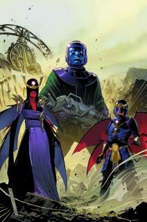 Uncanny Avengers #8