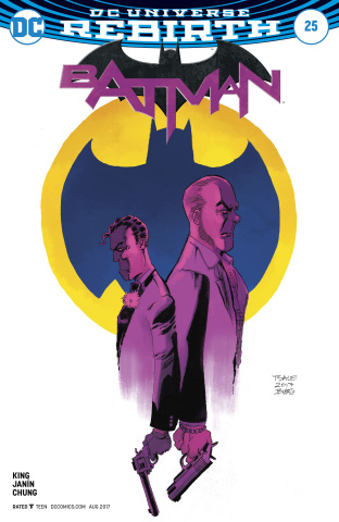 Batman #25 (Variant Cover)
