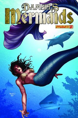Damsels: Mermaids #2