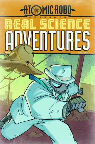Atomic Robo: Real Science Adventures