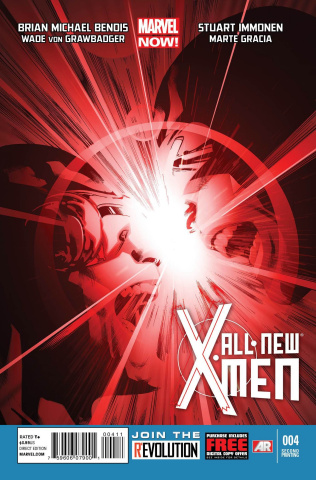All-New X-Men #4 (2nd Printing)