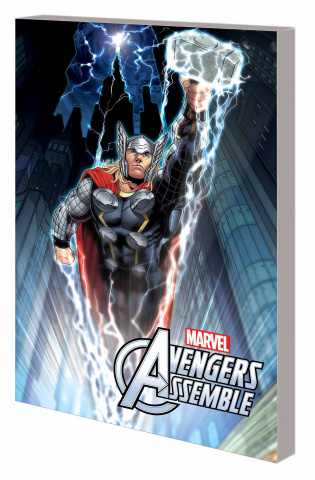 Marvel Universe: All-New Avengers Assemble Digest Vol. 3