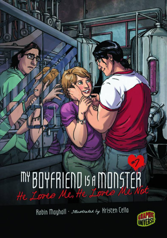 My Boyfriend is a Monster Vol. 7: He Loves Me, He Loves Me Not