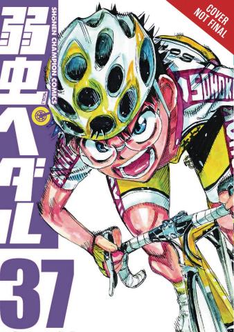 Yowamushi Pedal Vol. 19