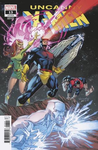 Uncanny X-Men #13 (Williams Cover)