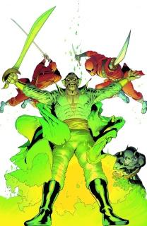 Batman and Robin #23.3: Ras Al Ghul