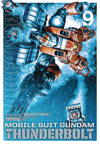 Mobile Suit Gundam: Thunderbolt Vol. 9