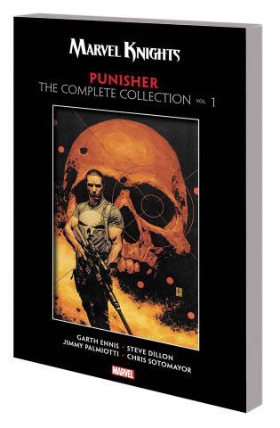 Marvel Knights: Punisher by Ennis Vol. 1 (Complete Collection)