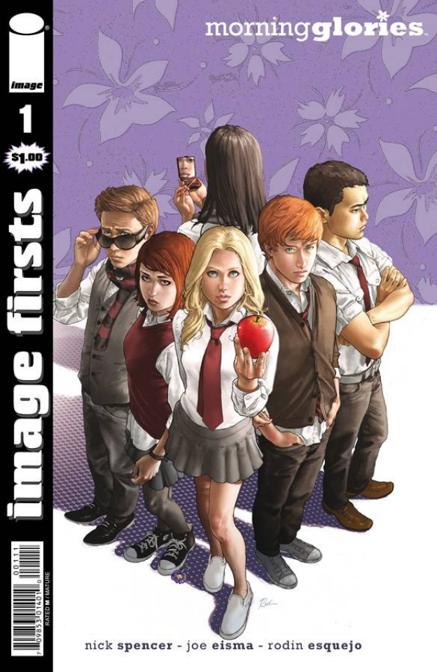 Morning Glories #1 (Image Firsts)