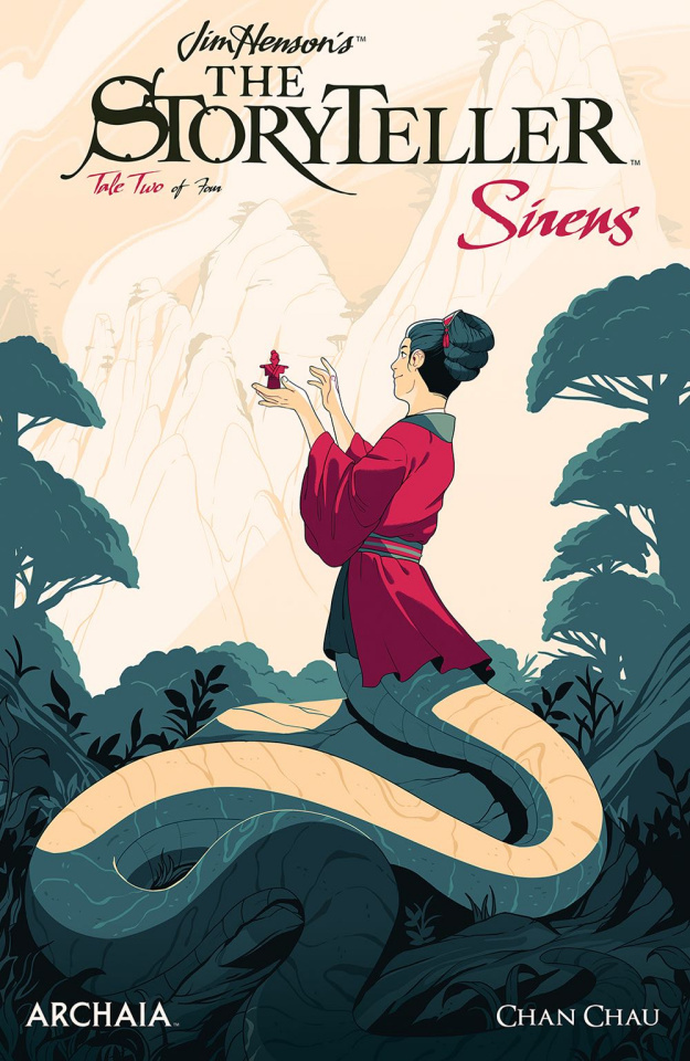 The Storyteller: Sirens #2 (Preorder Chau Cover)