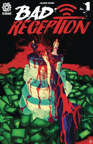 Bad Reception #1 (Doe Cover)