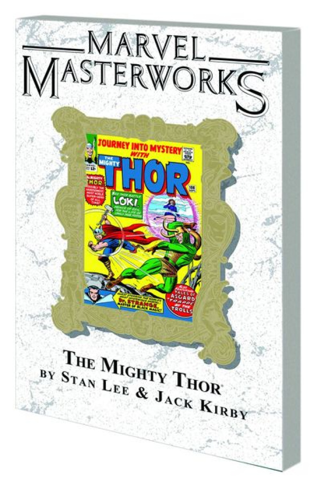 Marvel Masterworks: Mighty Thor Vol. 2 Variant