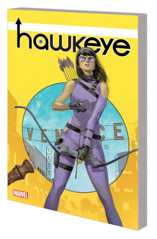 Hawkeye Vol. 1: Kate Bishop