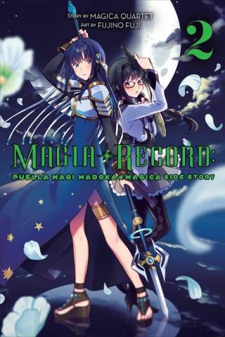 Magia Record: Puella Magi Madoka Magica Vol. 2