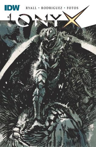 Onyx #1 (Wood Cover)