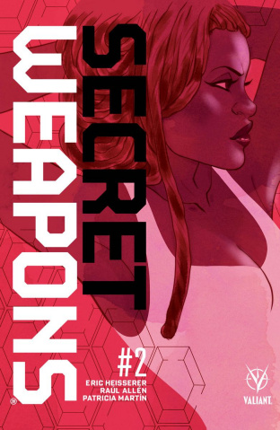 Secret Weapons #2 (Sauvage Cover)