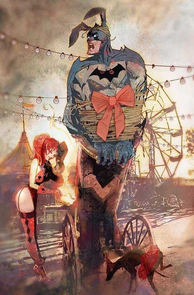 Harley Quinn #2 (Variant Cover)