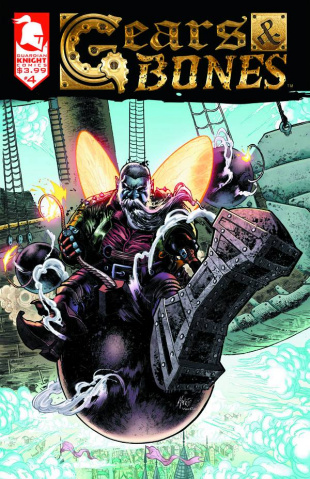 Gears & Bones #4
