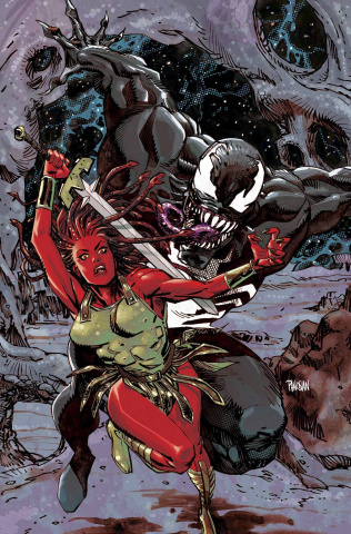 Venom: Space Knight #3 (Panosian Cover)