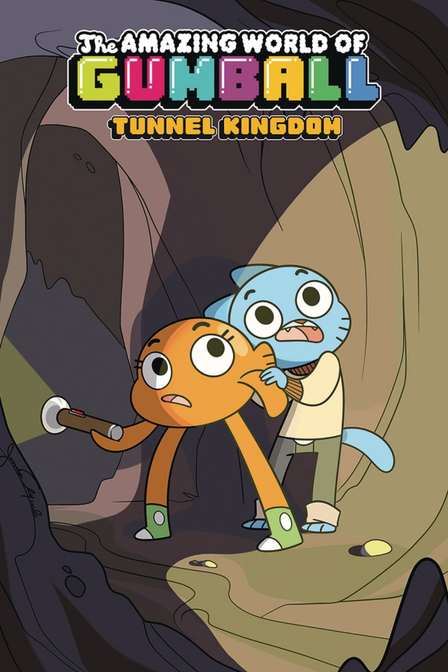 The Amazing World of Gumball Vol. 5: Tunnel Kingdom