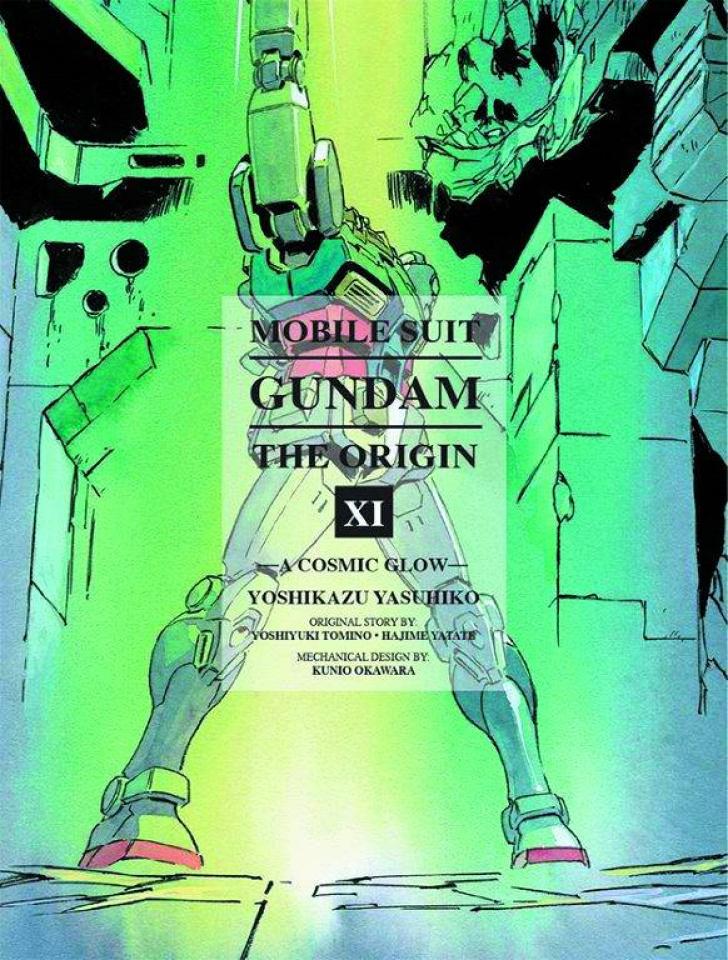 Mobile Suit Gundam: The Origin Vol. 11: A Cosmic Glow