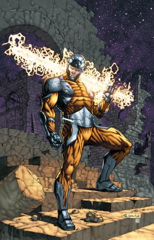 X-O Manowar #48 (50 Copy Davila Cover)