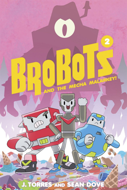 Brobots Vol. 2