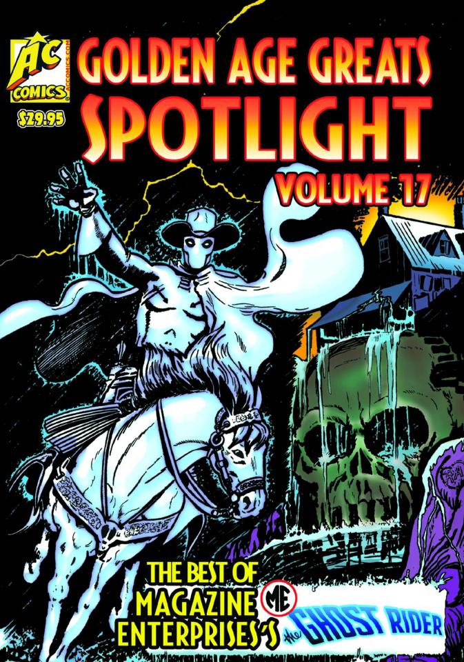 Golden Age Greats Spotlight Vol. 17
