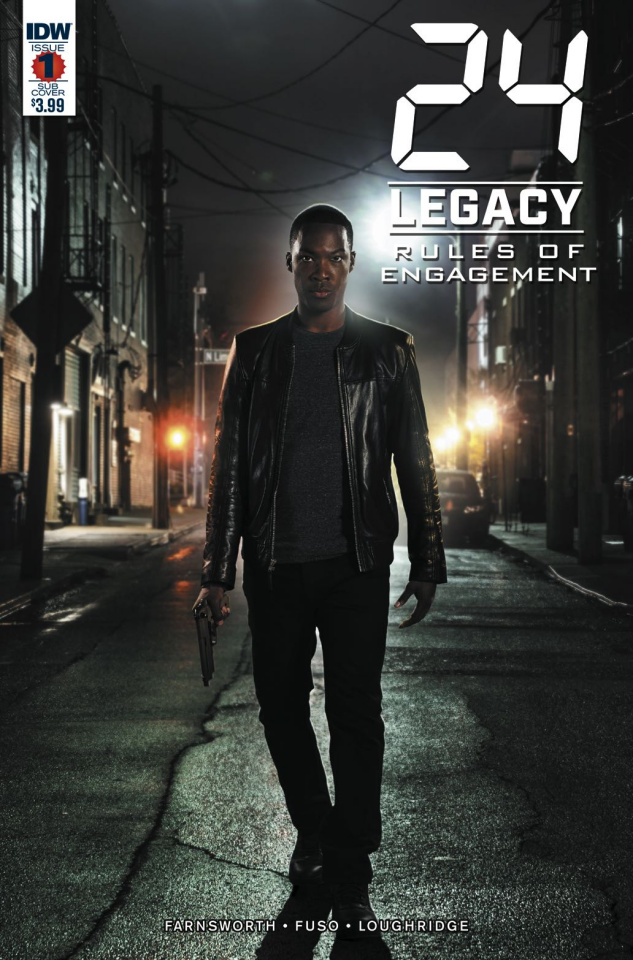 24 Legacy: Rules of Engagement #1 (Subscription Cover)