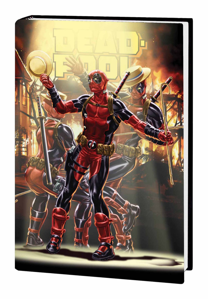 Deadpool by Posehn and Duggan Vol. 3