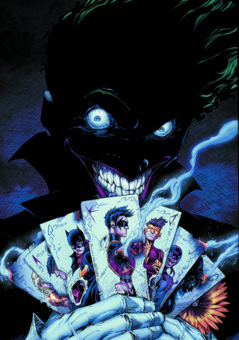 Teen Titans Vol. 3: Death of the Family